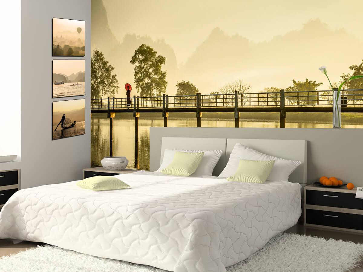 Têtes de lit et cadres pour la décoration d'hôtel - Vue 2
