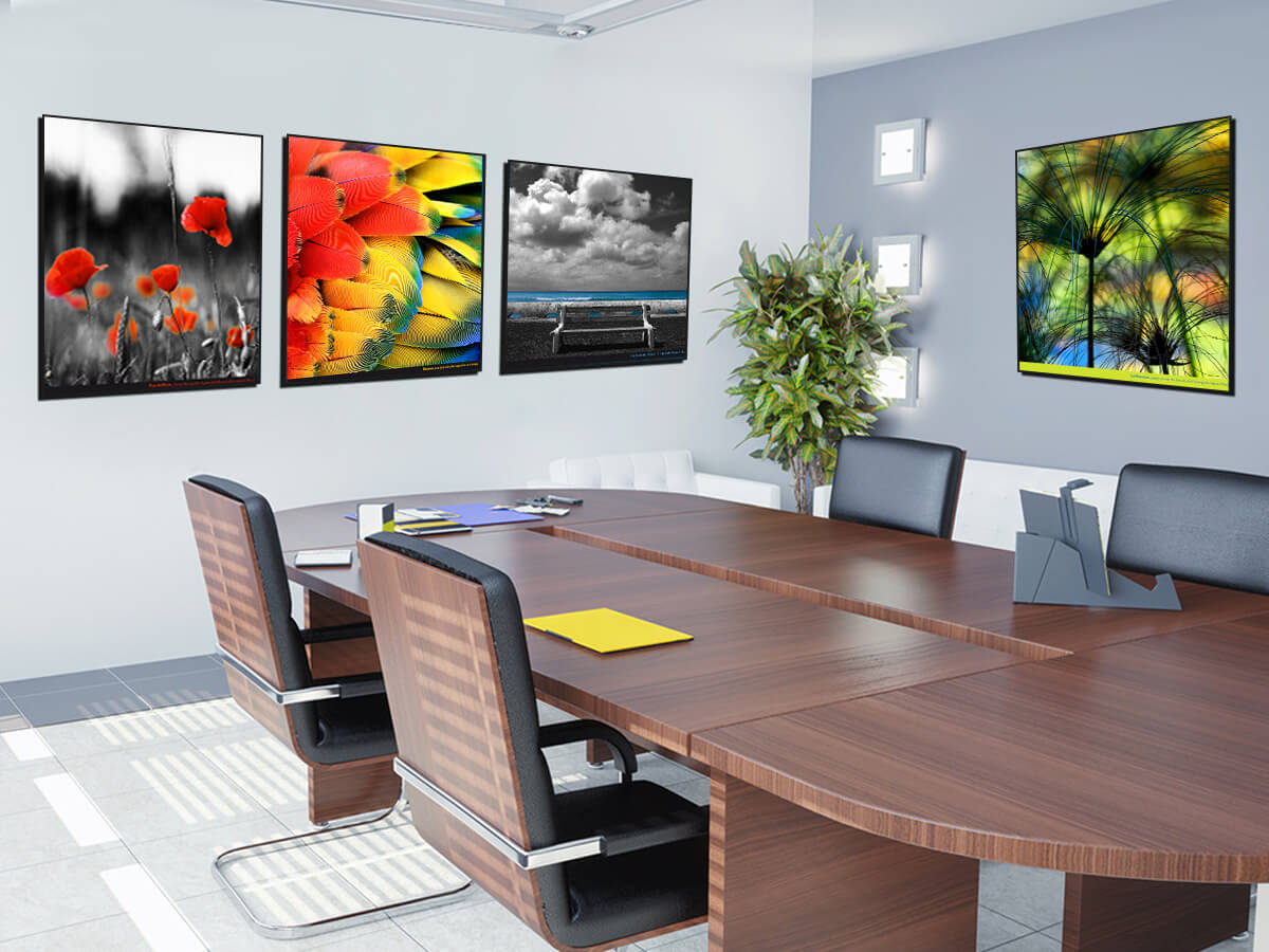 Photos pour l'agencement de bureaux et salles de réunion - Vue 1